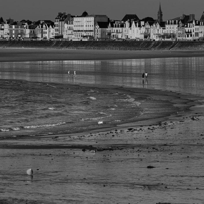 Bianco e nero - Francia - Saint Mâlo - 001