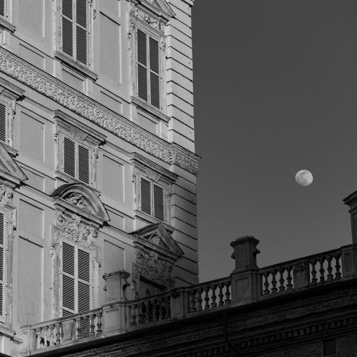 Bianco e nero - Italia - Torino tra tristezza e malinconia - 001